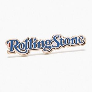 Rolling Stones Pin